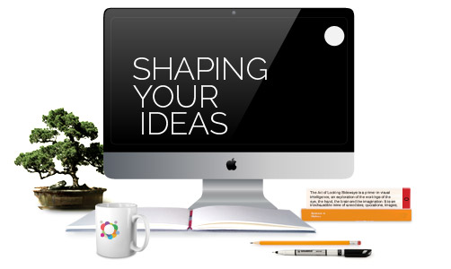 shaping your ideas - The Circle of Design