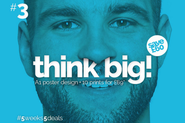 Deal #3 - Sale season - think big