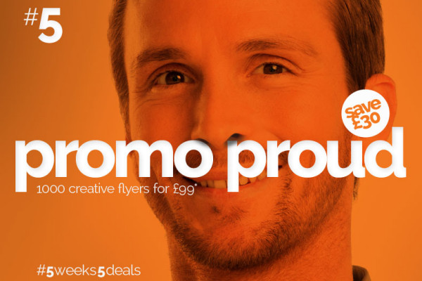 Deal #5 - Sale season - promo proud
