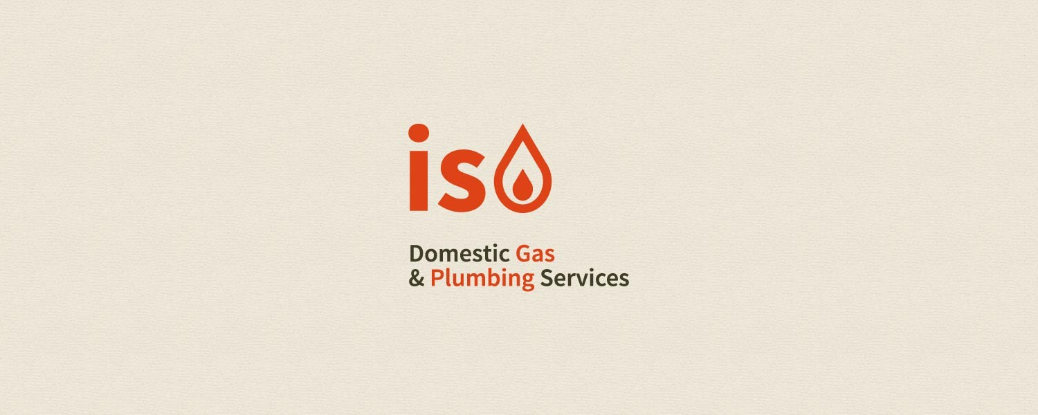 IS Gas Plumbing Logo colour